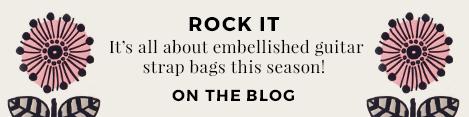Guitar Strap Bags