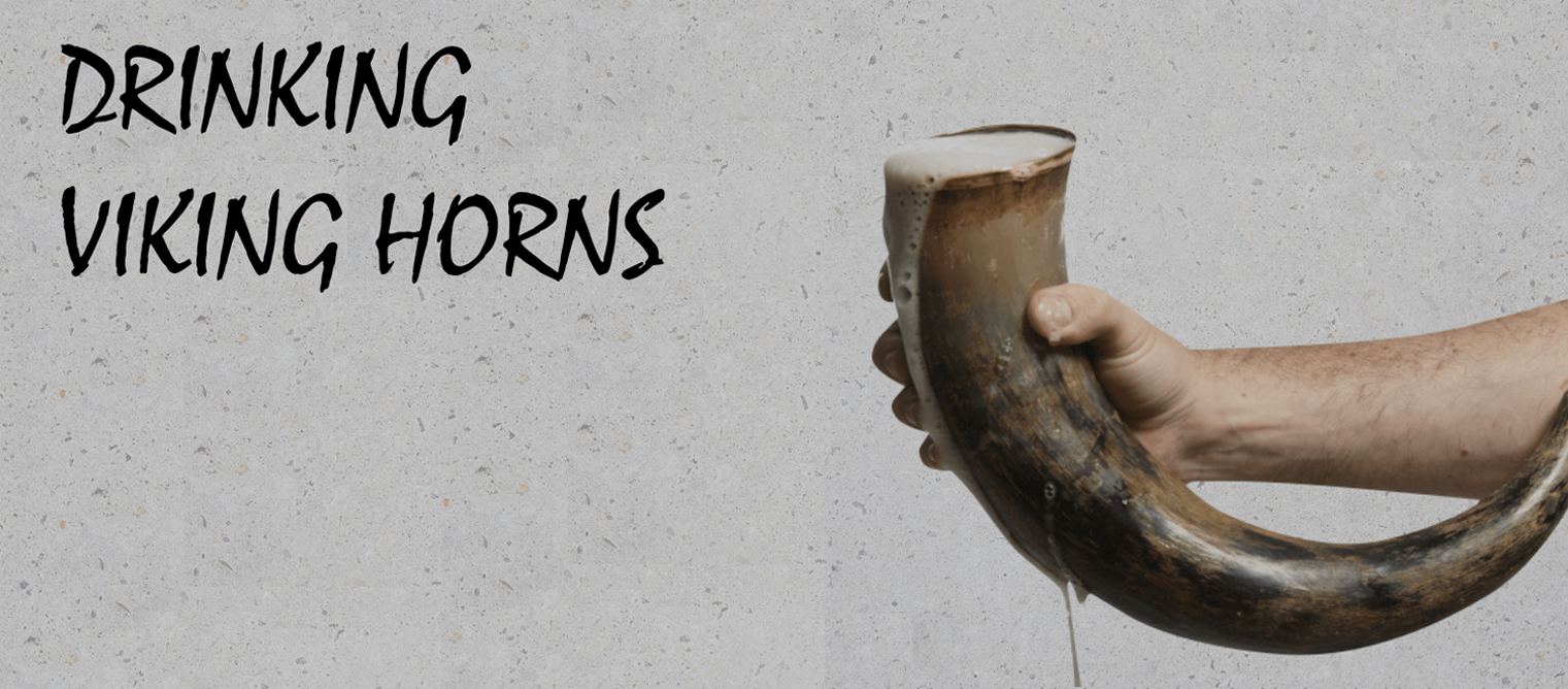 AleHorn - Viking Drinking Horn Vessels and Accessories